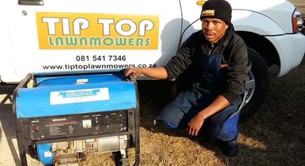 We service various makes of generators